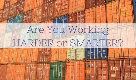 Are You Working Harder or Smarter?