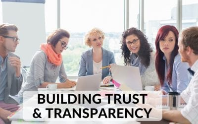 Cultivating Culture: How to Build Transparency and Trust