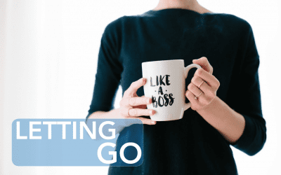 Letting Go So You Can Build Your Business